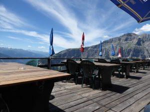 restaurant Alpengruss, Torrentalp Wanderung mit Hund, petcenter.ch Blog